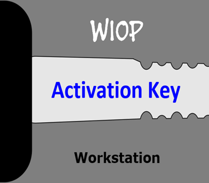 hIOmon WIOP Workstation Activation Key