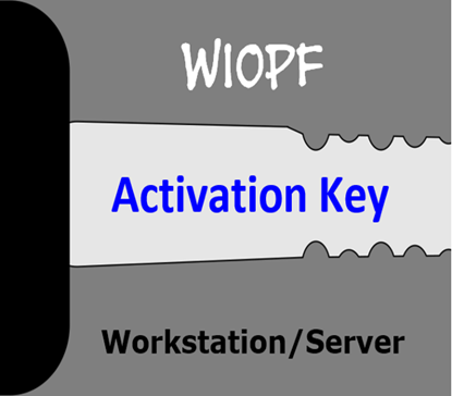 hIOmon WIOPF Workstation/Server Activation Key