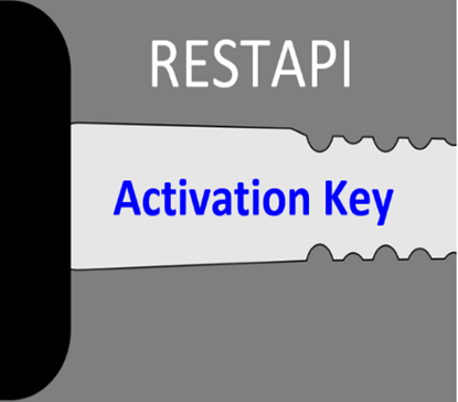 hIOmon REST API Activation Key