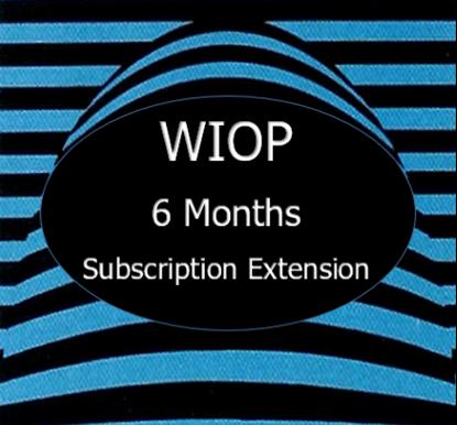 hIOmon WIOP Subscription Extension 6 Months
